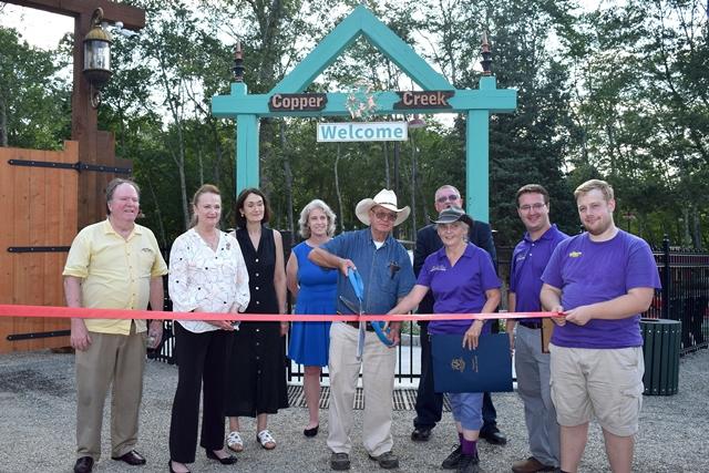 Rep. Cheeseman Celebrates Opening of Montville Tournament-Level Mini Golf  Course