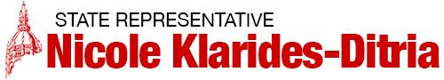 State Representative Nicole Klarides-Ditria