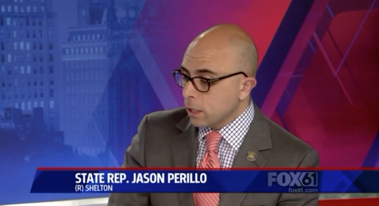 "Rep  Perillo on the Opioid Crisis – FOX 61's ""The Real Story"""