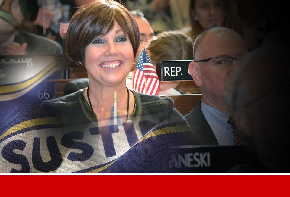 Rep. Pam Staneski