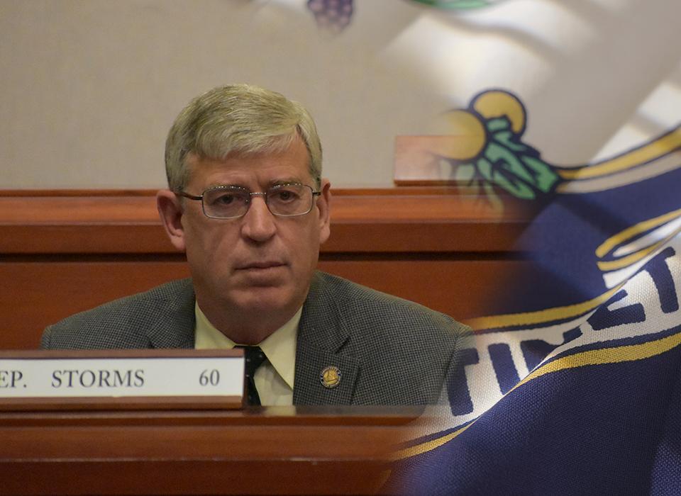 State Representative Scott Storms