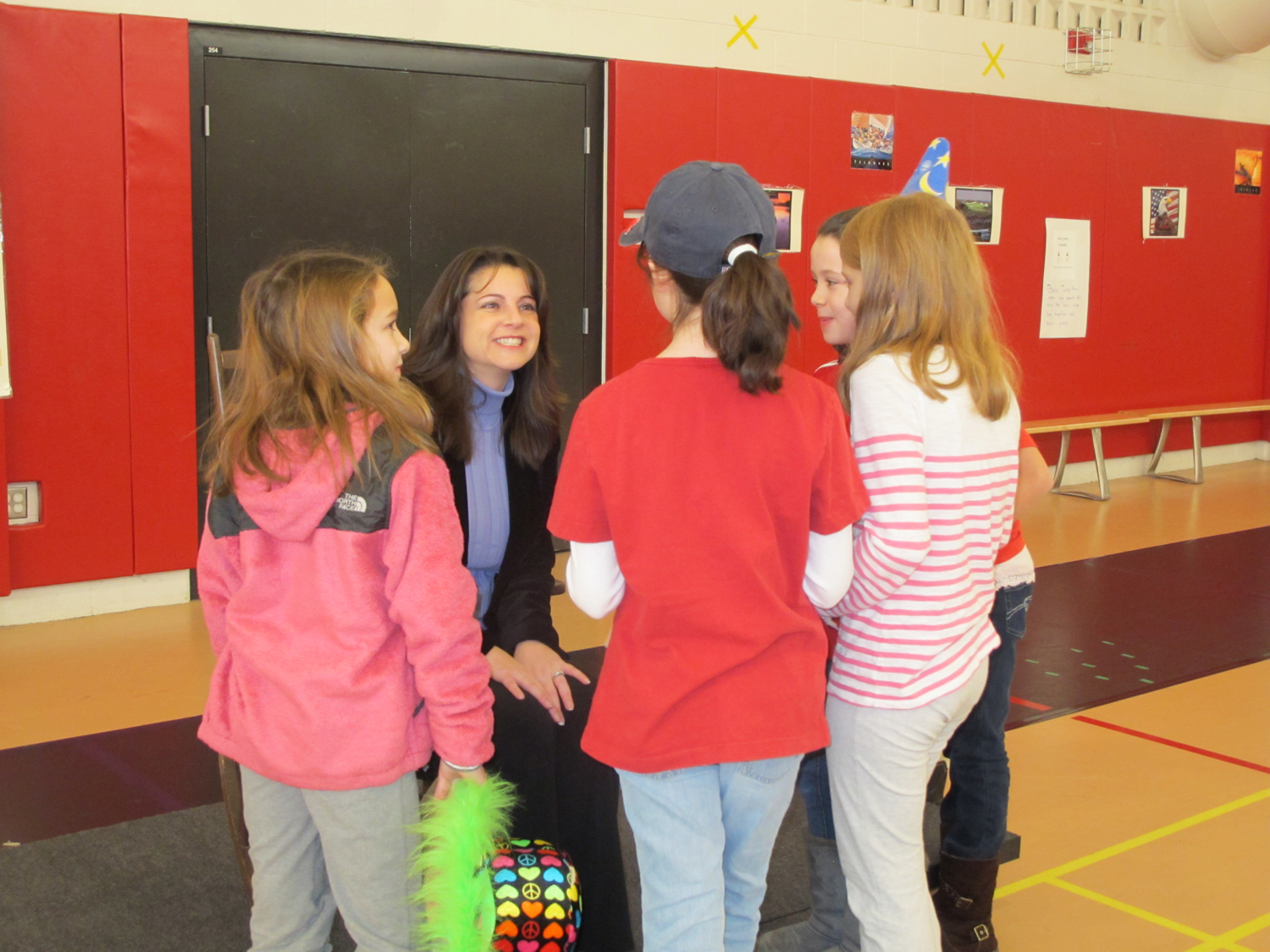 Carpino Shares Love of Reading with School Kids ...