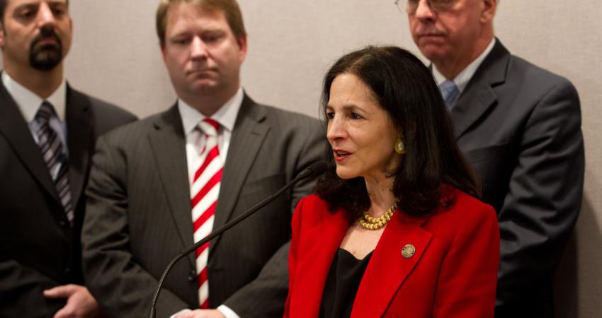 Rep. Lavielle Congratulates DOT Commissioner Redeker on ...