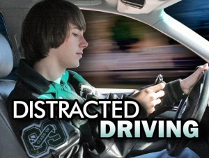 Distracted driving 2013