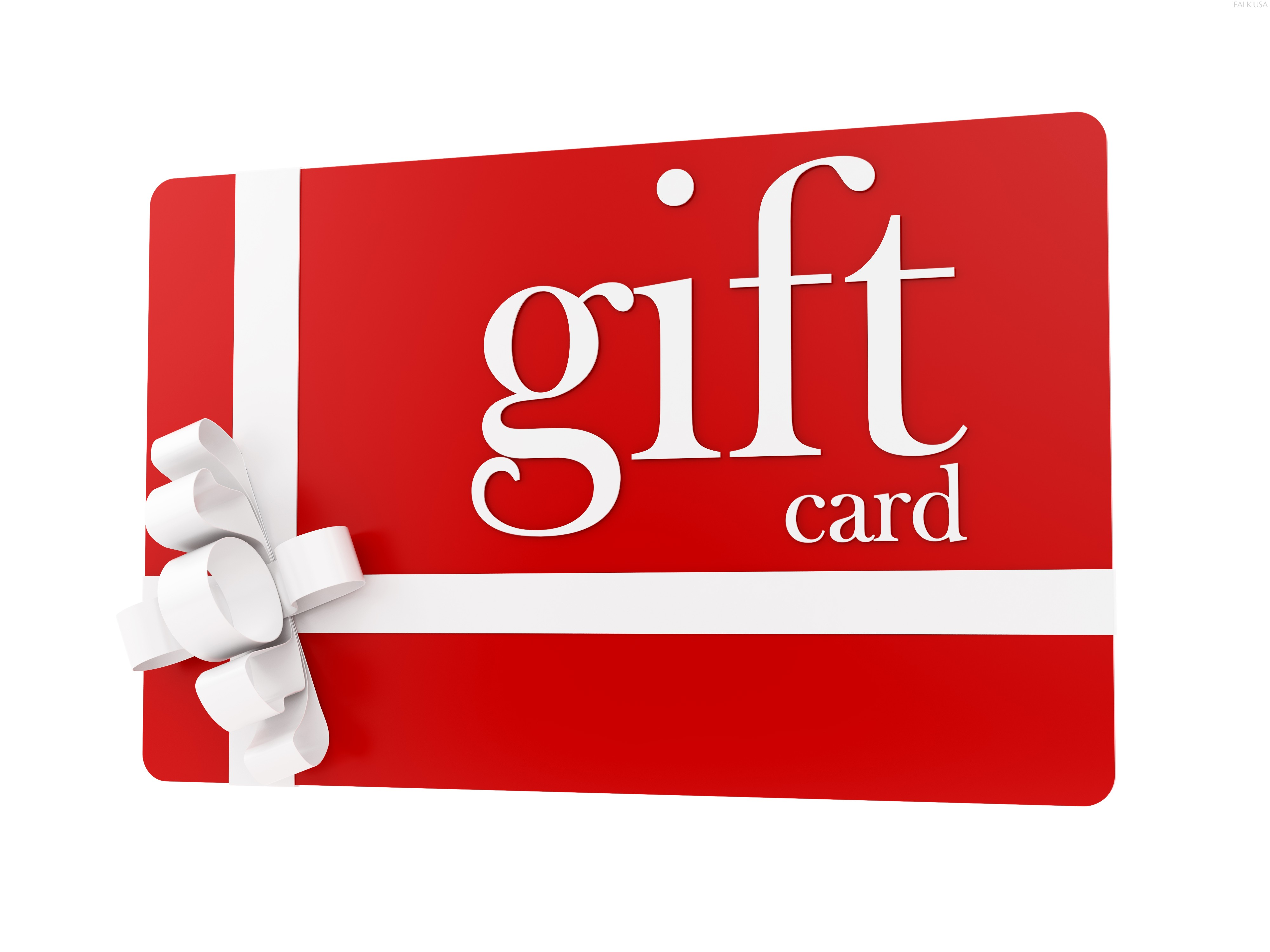Say what you will about gift cards, but they make holiday shopping a lot easier. The days of guessing what someone really wants are over. Gift cards can be used for everything - shoes, sweaters, jeans, appliances, tools, home goods, and more.