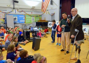 OHS_DiversityDay-Hwang-Savard-4thand5th_Graders_Respecting_Diversity_and_Differences3
