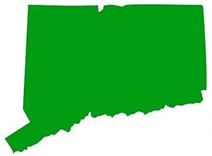 Connecticut Map Transparent