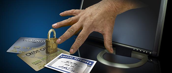 identity theft slider