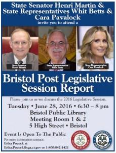 Bristol Town Hall 6.28.16