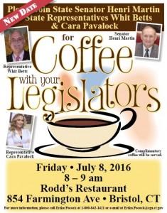 July 10 coffee hour rodd's